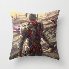 Age of Ultron Throw Pillow