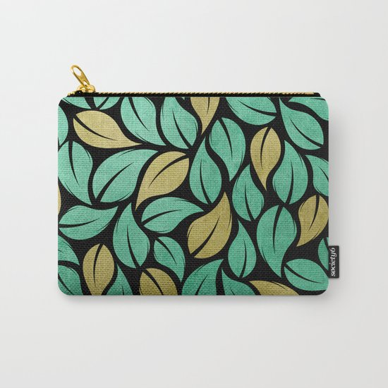 falling leaves XII Carry-All Pouch