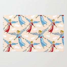 A lot of angels Rug