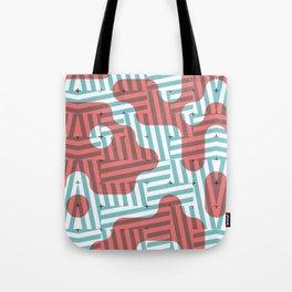 SLANTED #2 Tote Bag