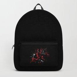 Dead Bloody Ninja Backpack