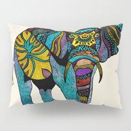 Elephant of Namibia Pillow Sham