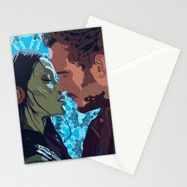 Pelvic Sorcery Stationery Cards