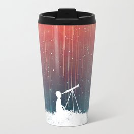 Meteor Rain (light version) Travel Mug