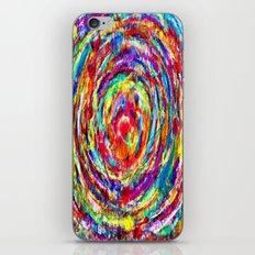 Circle of Love iPhone & iPod Skin