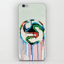 Bleed World Cup iPhone Skin