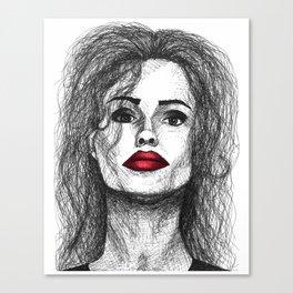 Bellatrix Canvas Print