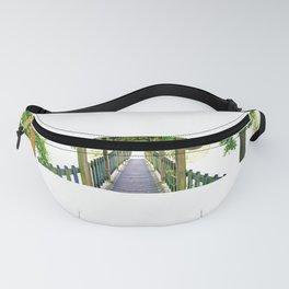 AllenbyArt Bridge to Light Landscape Scenery of Boomkroonpad, Photography,  Fanny Pack