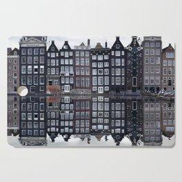 Amsterdam houses 1. Cutting Board