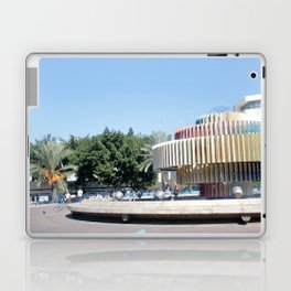 Tel Aviv photo - Dizengoff Square Laptop & iPad Skin