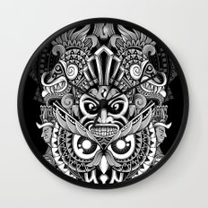 Ancient Prophecy Wall Clock