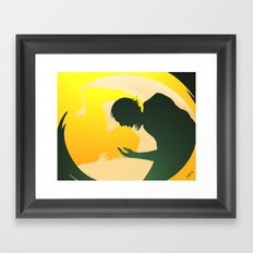 I had a dream... (Loki) Framed Art Print