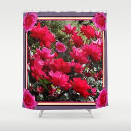Essence of Roses Shower Curtain