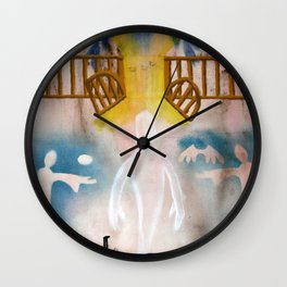 Se murio el viejito Wall Clock