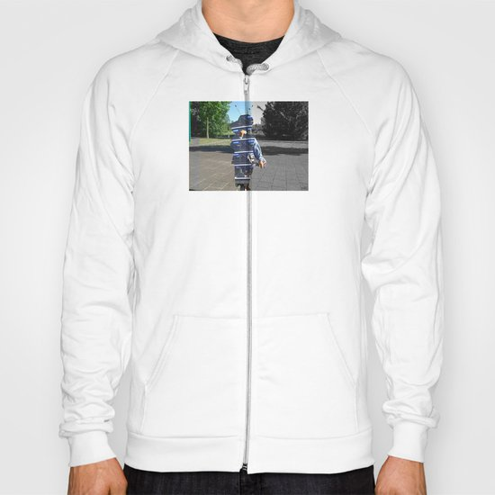 Unreal Kid Collage Hoody