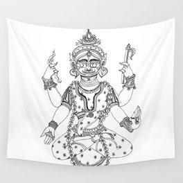Patachitra Wall Tapestry