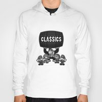 gaming Hoodies featuring Classic Gaming by A Strom
