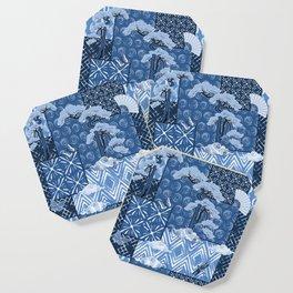 Shibori Quilt Coaster