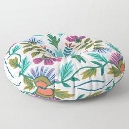 Summer Quilt No.1 Floor Pillow