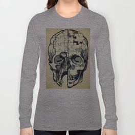 Puzzled Long Sleeve T-shirt
