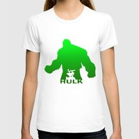 hulk T-shirts featuring Hulk by Sport_Designs