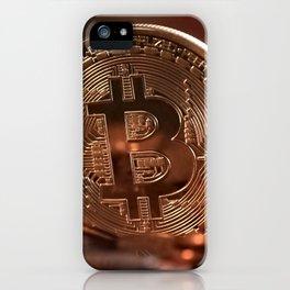 Bitcoin 9 iPhone Case