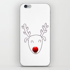 Rudolph iPhone & iPod Skin