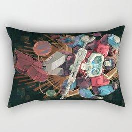 Shining Mind Rectangular Pillow