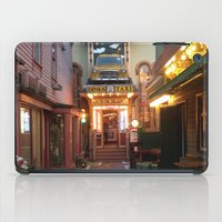 maine iPad Cases featuring Maine by Christina Hand