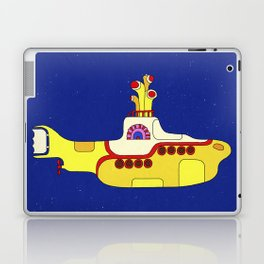 We all live in a yellow submarine Laptop & iPad Skin
