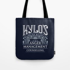 Kylo's Anger Management Counselling Tote Bag