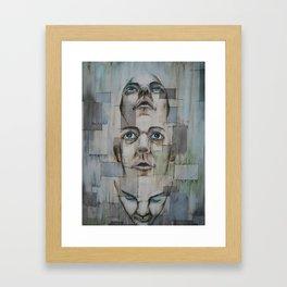 Coeval Framed Art Print