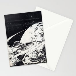 s l i n g s h o t  Stationery Cards