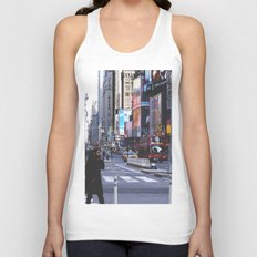 Let my imagination go Unisex Tank Top