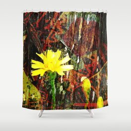 Sunshine in Bloom Shower Curtain