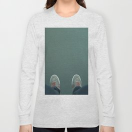 The green abyss Long Sleeve T-shirt