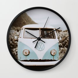 van life v Wall Clock