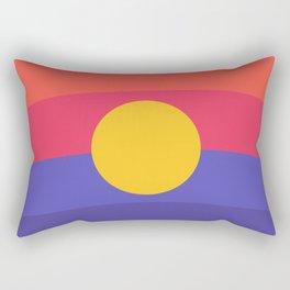 Good morning darling Rectangular Pillow