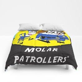 Molar Patrollers Comforters