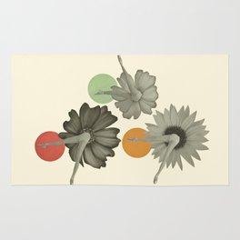 Flower Girls Rug
