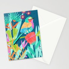 Lilac-Breasted Roller Stationery Cards