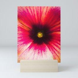 Petals To Dark Mini Art Print