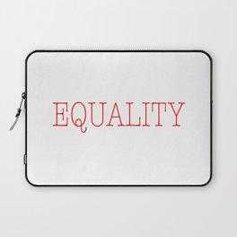 Equality | Feminist Laptop Sleeve