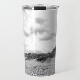 On the beach of California Part II. Travel Mug