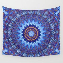 Mandala Sahasrara Wall Tapestry