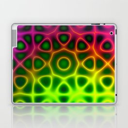 Electric Octagon Laptop & iPad Skin