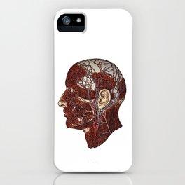 Side_Face_Model iPhone Case