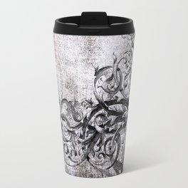 on canvas Travel Mug