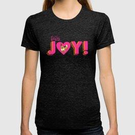Fan JOY: pokeee-vee T-shirt