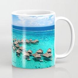 Tahiti paradise honeymoon vacation destination Coffee Mug